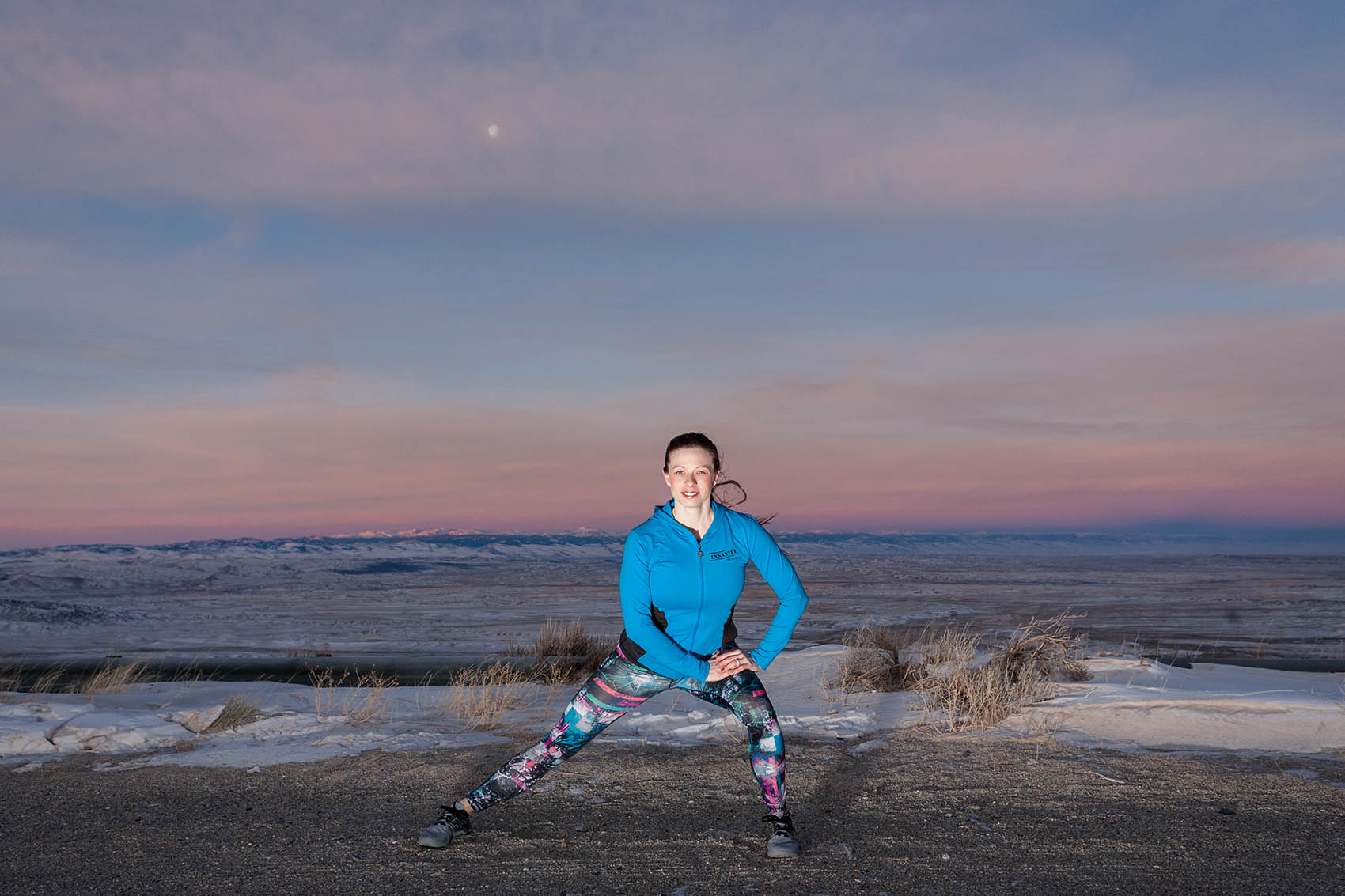 Sarah Remacle Wyoming Fitness