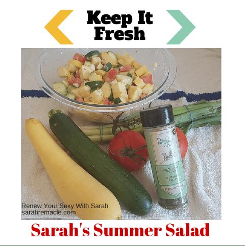 Sarah's Summer Salad
